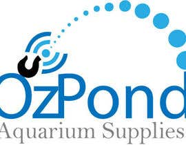 #41 for Design a Logo for Oz Pond and Aquarium Supplies af bdrajzosim