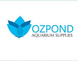 #97 for Design a Logo for Oz Pond and Aquarium Supplies af bdrajzosim