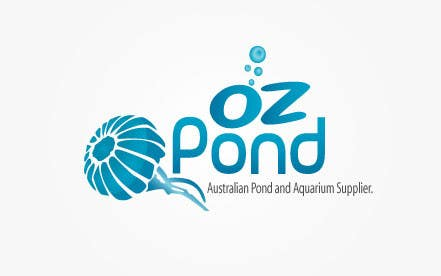 Entry #91 by ruralboy for Design a Logo for Oz Pond and