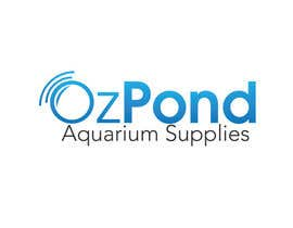#74 untuk Design a Logo for Oz Pond and Aquarium Supplies oleh KiVii