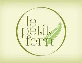 #64 for Design a Logo for le petit fern af KelDelp