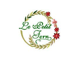 #201 para Design a Logo for le petit fern por silverpendesigns