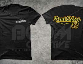 #31 for T-Shirt design for dentlifter af armanlim