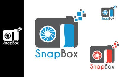 #33 for Design a Logo for SnapBox by umamaheswararao3