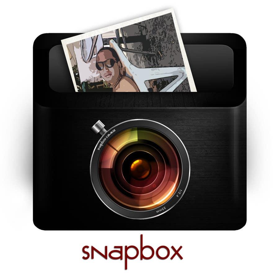 Kilpailutyö #                                        16                                      kilpailussa                                         Design a Logo for SnapBox