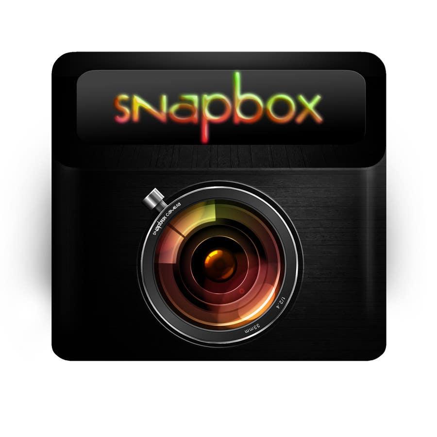 Kilpailutyö #                                        18                                      kilpailussa                                         Design a Logo for SnapBox