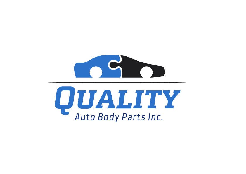 #16 for Design a Logo for Quality Auto Body Parts Inc. by alfonself2012