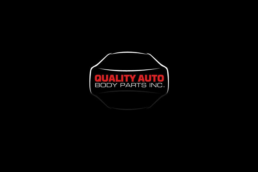 #18 for Design a Logo for Quality Auto Body Parts Inc. by commharm