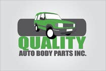 Contest Entry #2 for Design a Logo for Quality Auto Body Parts Inc.