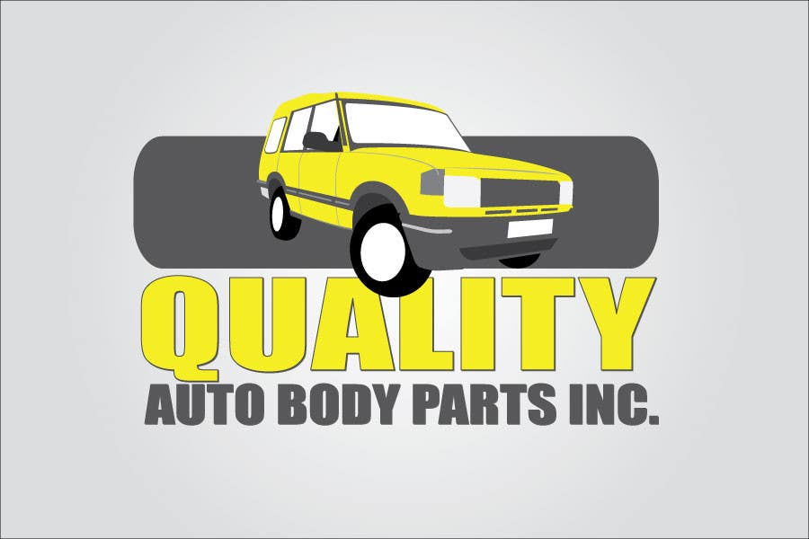 #3 for Design a Logo for Quality Auto Body Parts Inc. by dannnnny85