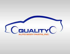 #31 para Design a Logo for Quality Auto Body Parts Inc. por studioprieto