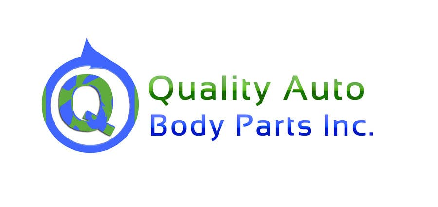#27 for Design a Logo for Quality Auto Body Parts Inc. by developingtech