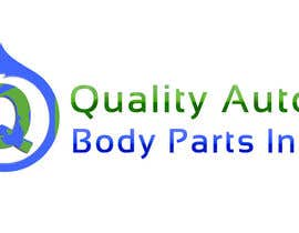 #27 para Design a Logo for Quality Auto Body Parts Inc. por developingtech