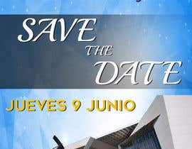 #89 for Diseño de un Save the Date para evento de aniversario by gerardoargenis