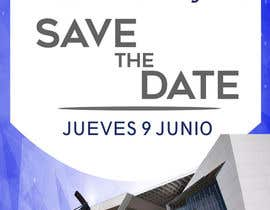 #92 for Diseño de un Save the Date para evento de aniversario by gerardoargenis
