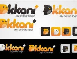 #510 for Logo Design for Dkkani by NaufalNasiri