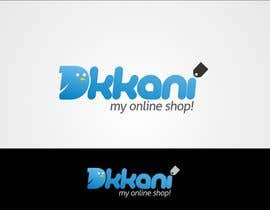 #385 for Logo Design for Dkkani by NaufalNasiri