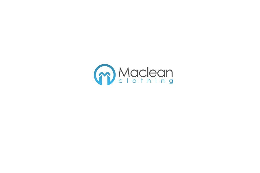 #40 for Design a Logo for Maclean by commharm