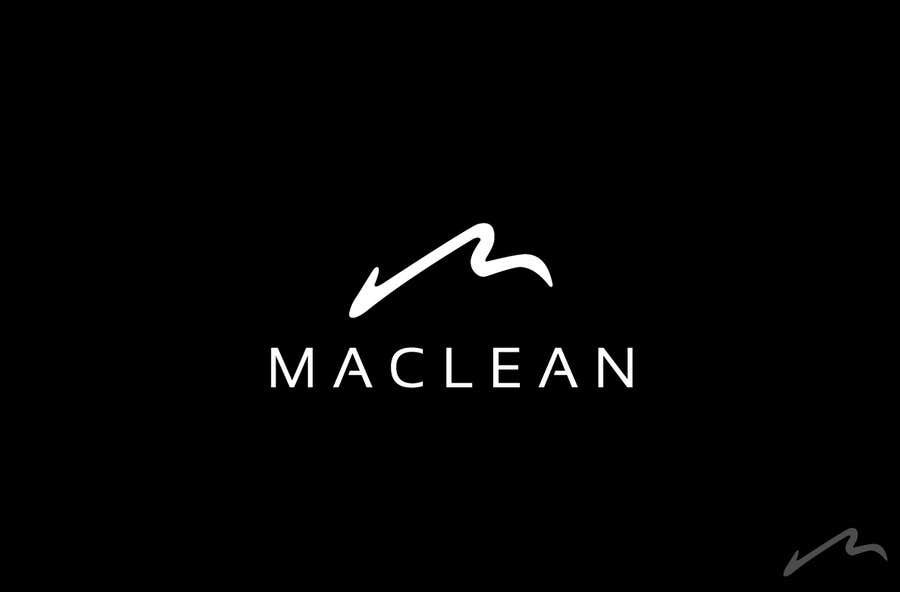 #36 for Design a Logo for Maclean by MITHUN34738