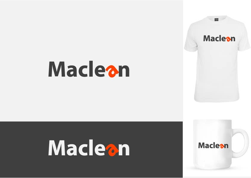 #231 for Design a Logo for Maclean by brandmaker2007