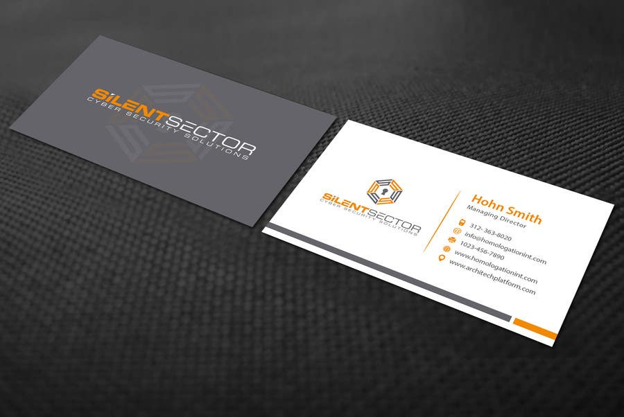 Entry 52 By Allhajj17 For Business Cards And Ppt Template For Cyber