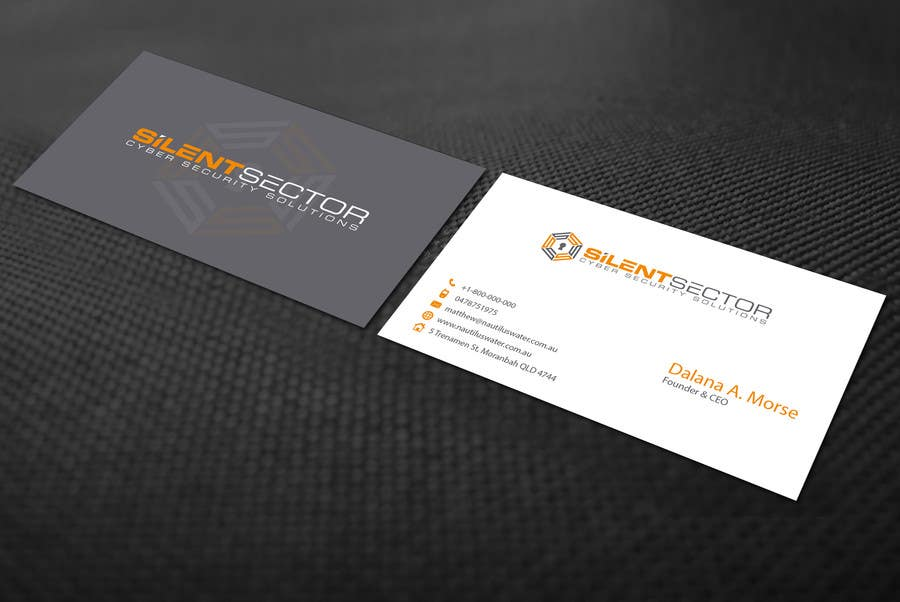 contest entry 53 for business cards and ppt template for cyber security company - 53 Powerpoint Template For Business Final