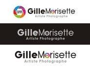 Proposition n° 35 du concours Graphic Design pour Concevez un logo Gille Morisette Artiste Photographe