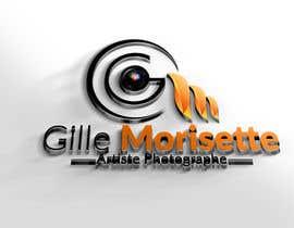 nº 37 pour Concevez un logo Gille Morisette Artiste Photographe par lejusteprix