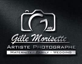 nº 30 pour Concevez un logo Gille Morisette Artiste Photographe par HelloArt