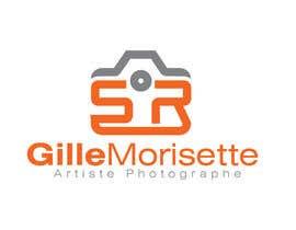 nº 25 pour Concevez un logo Gille Morisette Artiste Photographe par moun06