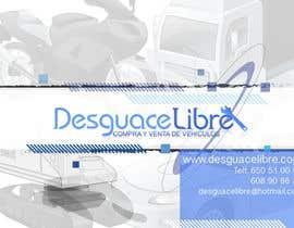 #17 for Diseñar algunas tarjetas de presentación para pagina web af Arielcasco