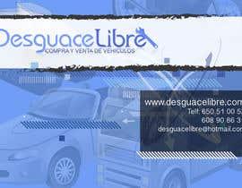 #22 for Diseñar algunas tarjetas de presentación para pagina web af Arielcasco