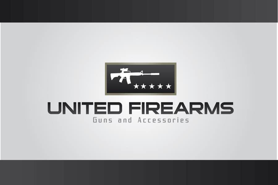 Penyertaan Peraduan #229 untuk Design a Logo for Tactical Gun Shop