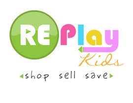 #69 para Design a Logo for Replay Kids por fadzkhan