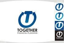 "Graphic Design for ""Together Financial Planning"" için Graphic Design582 No.lu Yarışma Girdisi"