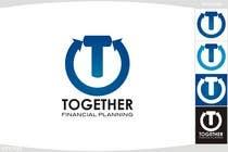 "Graphic Design for ""Together Financial Planning"" için Graphic Design581 No.lu Yarışma Girdisi"