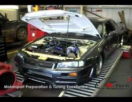 #12 for Create a Video for M-tech Automotive You Tube Channel af escadrill