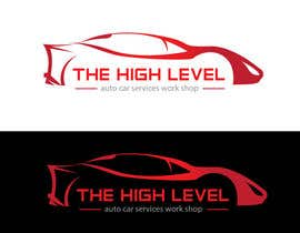 #7 for (The high level ) Auto car services work shop af designerartist