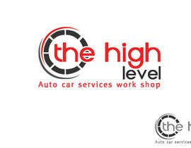 nº 8 pour (The high level ) Auto car services work shop par designerartist