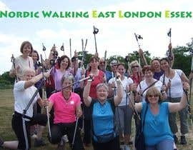 #27 for Design a Logo for Nordic Walking East London by sandanimendis