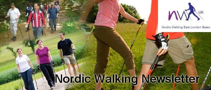 Konkurrenceindlæg #16 for Design a Logo for Nordic Walking East London