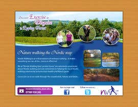 #29 for Design a Logo for Nordic Walking East London by amitroy777