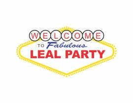 #21 para Design a Logo for Leal Party por putrabhaskara
