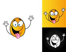 #82 para Design a Logo for Maniacal Egg Studios por saimarehan