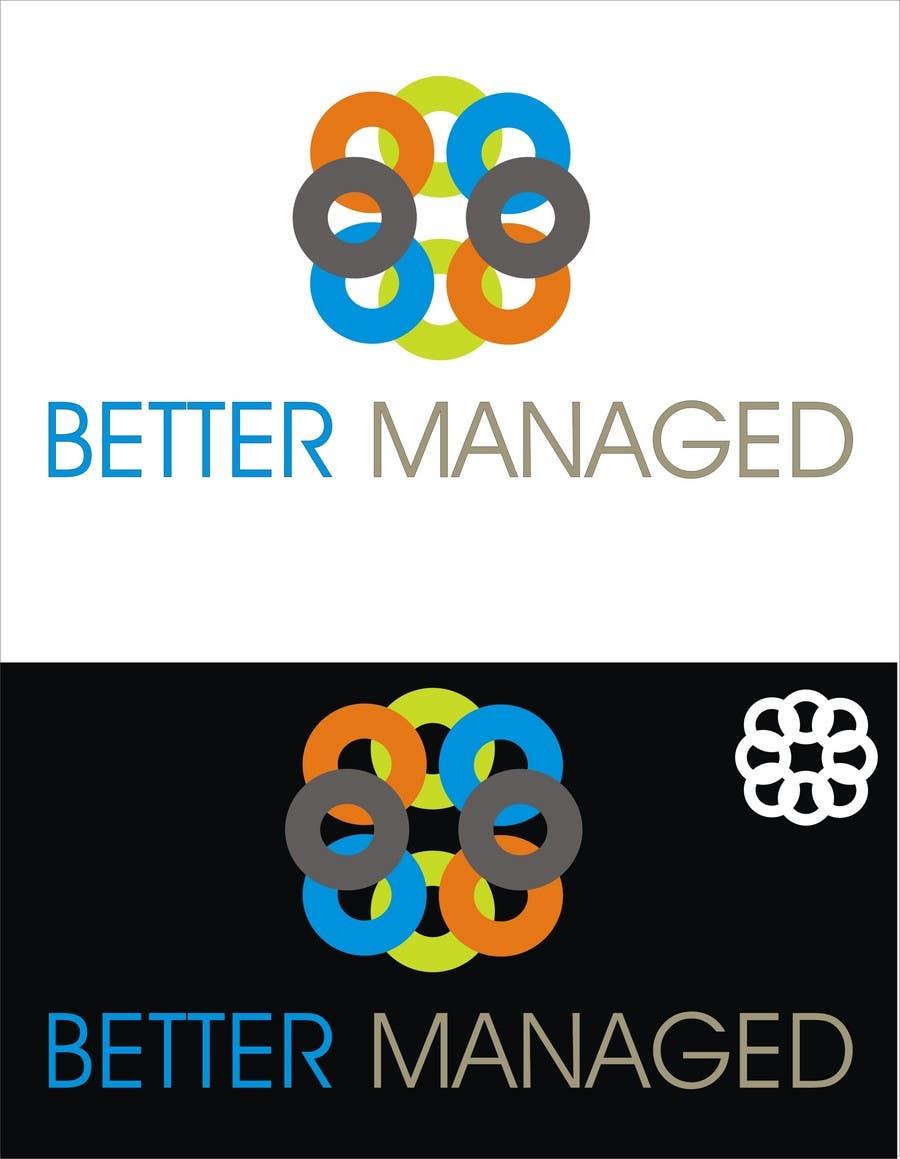 Penyertaan Peraduan #209 untuk Logo Design for Better Managed