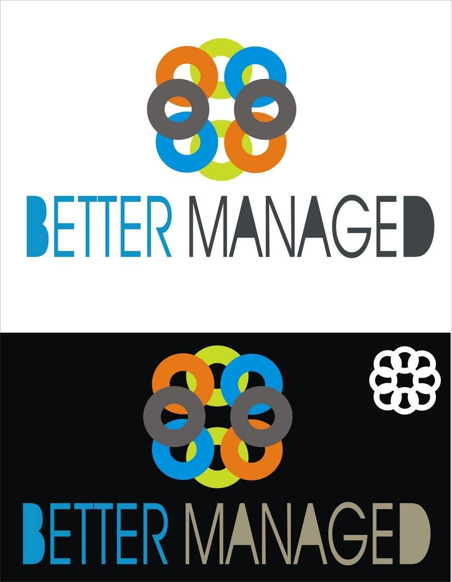Penyertaan Peraduan #210 untuk Logo Design for Better Managed