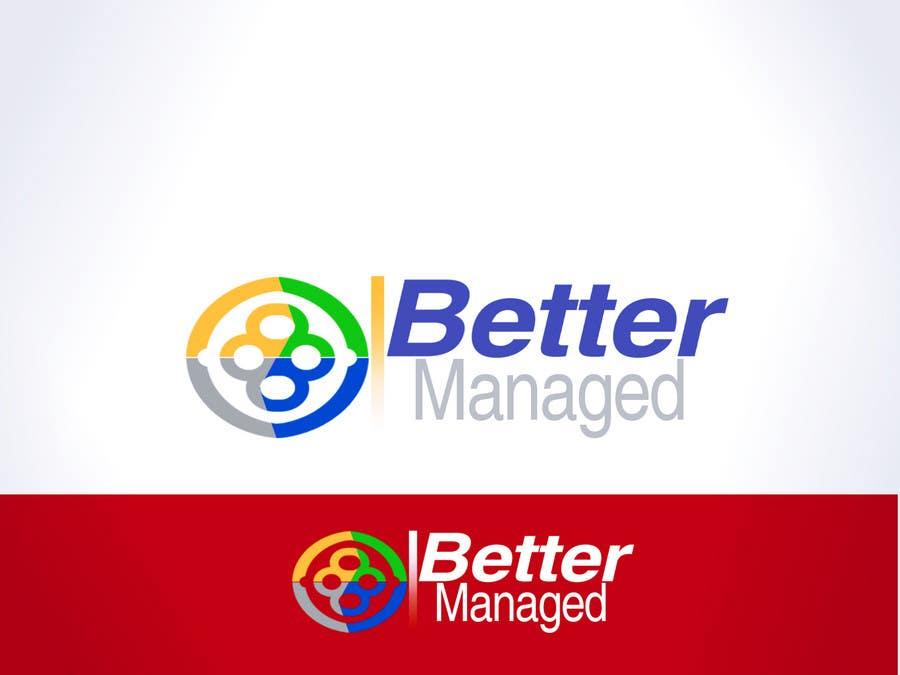 Penyertaan Peraduan #78 untuk Logo Design for Better Managed