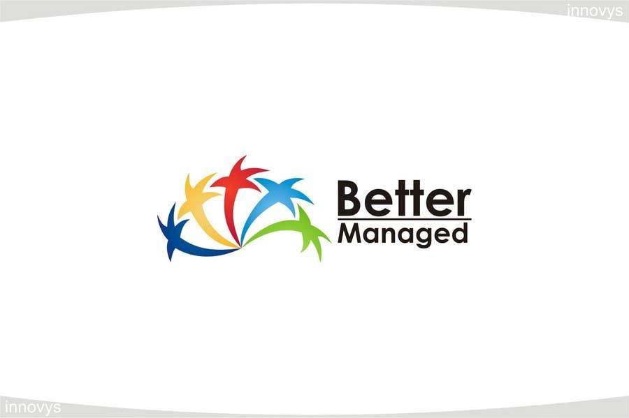Penyertaan Peraduan #303 untuk Logo Design for Better Managed