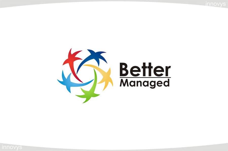 Penyertaan Peraduan #288 untuk Logo Design for Better Managed