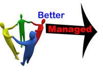 Graphic Design Entri Peraduan #128 for Logo Design for Better Managed